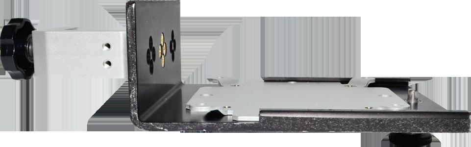 Pole / Rail Mount for mini Ventilator / pNeuton S / MACS epic