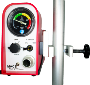 MACS Pole Mounting Bracket