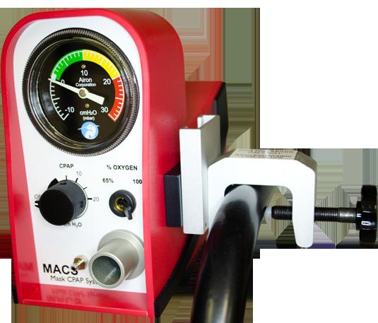 MACS Bed Rail Mounting Bracket