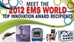 EMS World January 2013 Cover