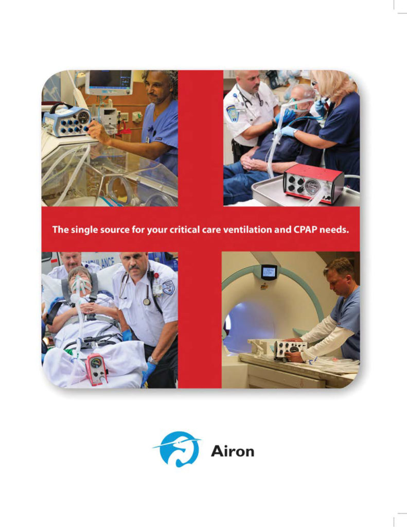 Airon Catalog Cover